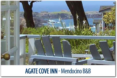 Agate Cove Inn - Mendocino B&B