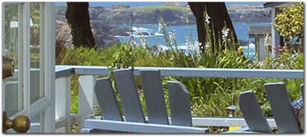 Click for more information on Agate Cove Inn ~ MENDOCINO.
