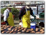 Click for more information on WORLD\'s LARGEST SALMON BBQ.