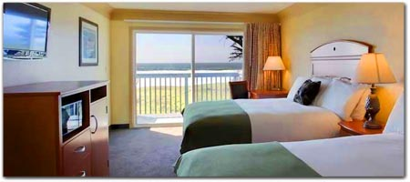 Click for more information on Hotel rooms on the beach.