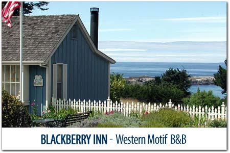 Blackberry Inn - Mendocino Motel