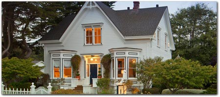 Click for more information on Blue Door Inn - Mendocino Bed and Breakfast.