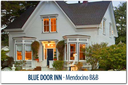 Blue Door Inn - Mendocino Bed and Breakfast