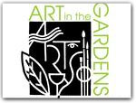 Click for more information on ART in the GARDENS.