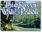 Click for more information on OCT 21 | Big River Walk & Paddle.