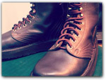Click for more information on Mendocino Custom Shoes.