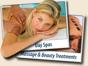 Spas, Salons and Massage