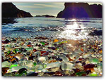 Click for more information on Glass Beach in Fort Bragg, Mendocino Coast.