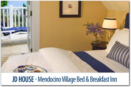 John Dougherty House - Mendocino  B&B