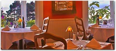 Click for more information on Dining at the Little River Inn.