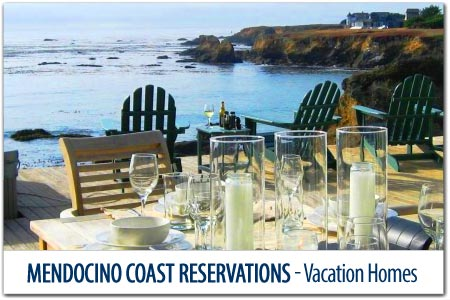 Mendocino Coast Reservations - Vacation Rentals