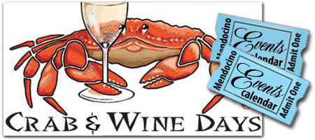 WINE, CRAB & MUSHROOMS FESTIVAL