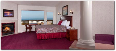 Click for more information on Ocean View Lodge - Oceanfront Fort Bragg Hotel.