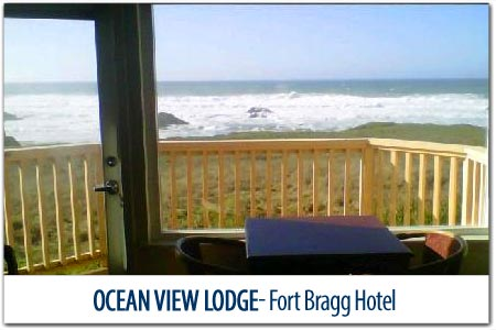 Ocean View Lodge - Oceanfront Hotel