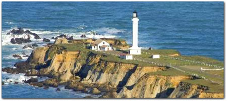 Lighthouse Tours On The Coast Of California