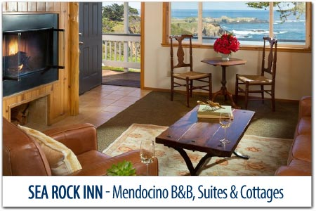 Sea Rock Inn - Mendocino B&B