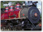 Click for more information on Skunk Train.