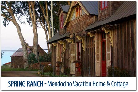 Spring Ranch Vacation Rental