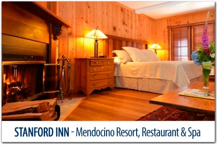 STANFORD INN & SPA RESORT
