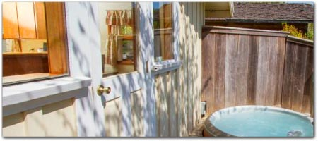 Click for more information on SWEETWATER COTTAGES - Several in Mendocino Village.