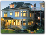 Click for more information on Weller House ~ Fort Bragg.