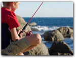 Click for more information on GO FISHING... Charter a Boat & Skipper.