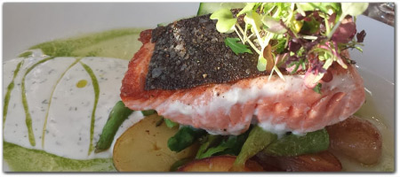 Click for more information on Lunch at Wild Fish.