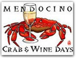 Click for more information on MENDOCINO CRAB and WINE FESTIVALS.