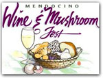 MENDOCINO BEER,WINE and MUSHROOMFESTIVAL