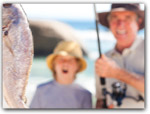 CHARTER BOATS FOR FISHING or WHALE WATCHING