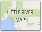 MAP of LITTLE RIVER